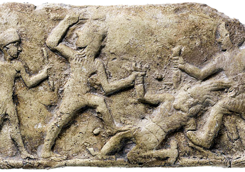 Das Gilgamesh Epos