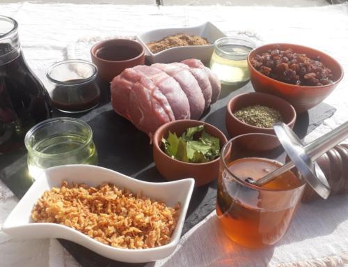 Eine kulinarische Zeitreise