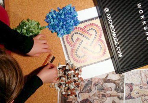 Stein für Stein zum Mosaik