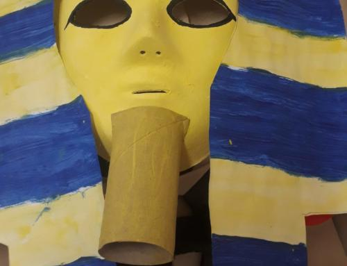 Tutanchkhamuns Totenmaske