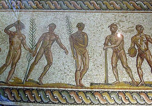 Die antiken Olympischen Spiele