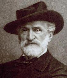 Giuseppe Verdi und das Risotto