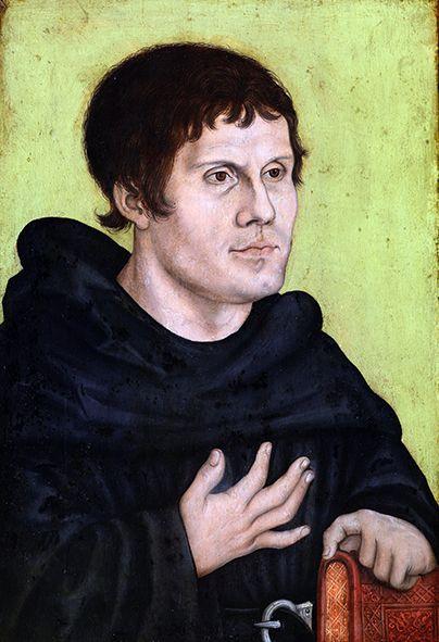 Martin Luther – Die Reformation – Packerlsuppen